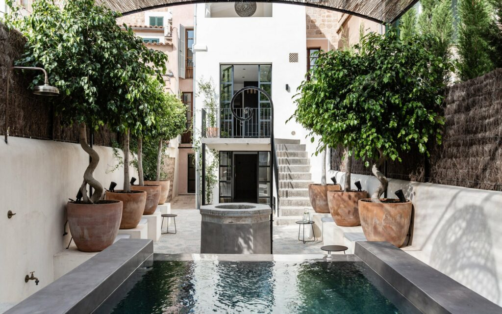 townhouse for sale in soller mallorca